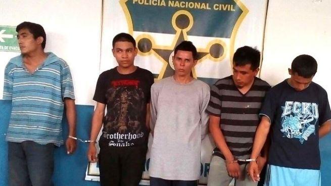 PNC captura a sujetos por diversos delitos en distintos puntos del país