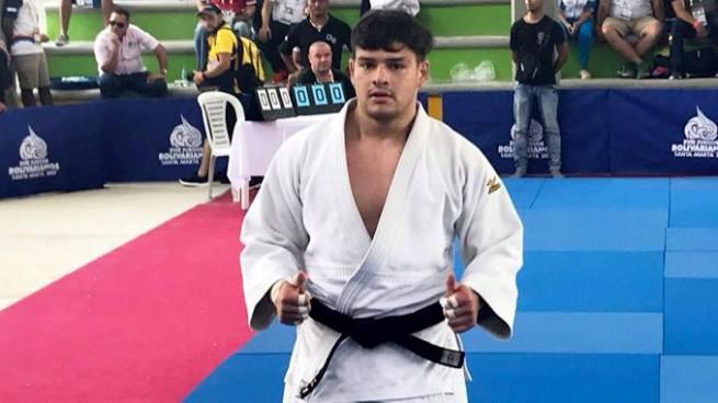 Diego Turcios gana el primer oro para El Salvador en los Juegos Bolivarianos