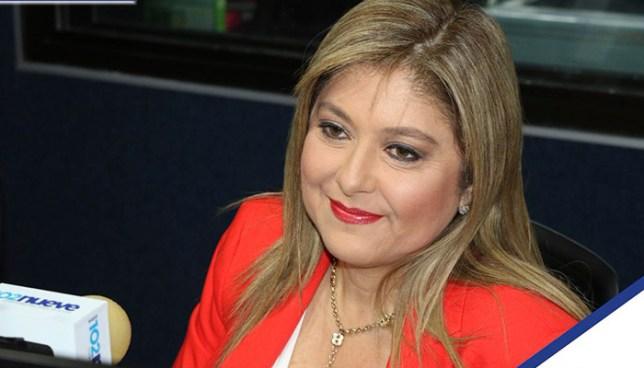 Patricia Valdivieso justifica el bono navideño otorgado a los diputados