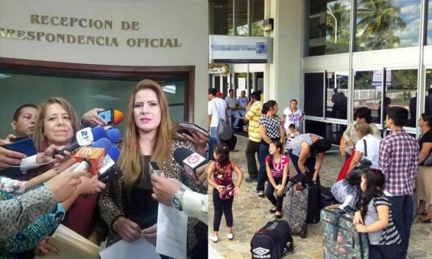 FMLN presentan proyecto de ley para otorgar $1,500 a salvadoreños que retornen al país