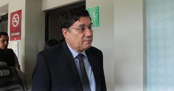 """Juan José Martel: """"La sentencia de la Sala es por no hacer coalición con Calleja"""""""