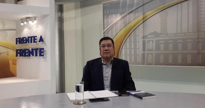 """Juan José Martel: """"Bukele se inscribió a CD a finales de junio, no informamos para evitar morbo"""""""