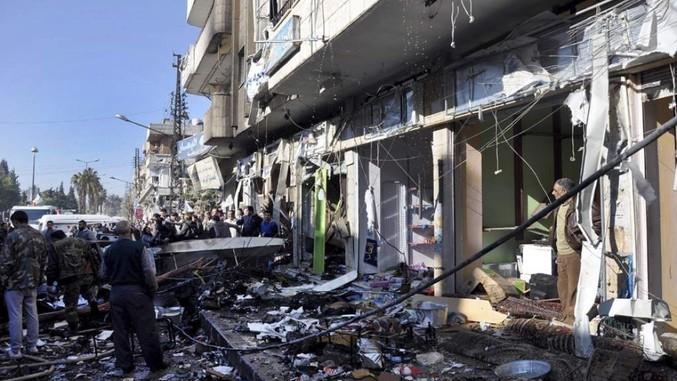 Atentado en el sur de Damasco deja 11 muertos