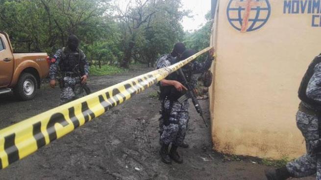 Asesinan a balazos a dos hombres en San Miguel