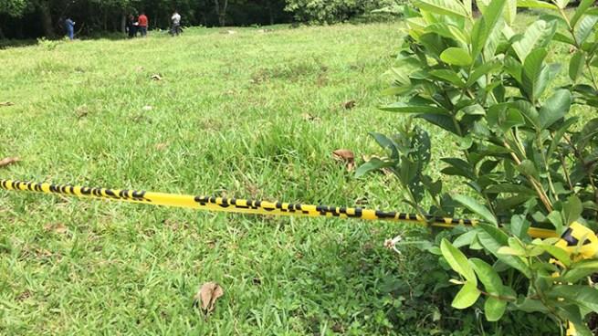 Encuentran los cadáveres de dos hombres en estado putrefacción en Ahuachapán