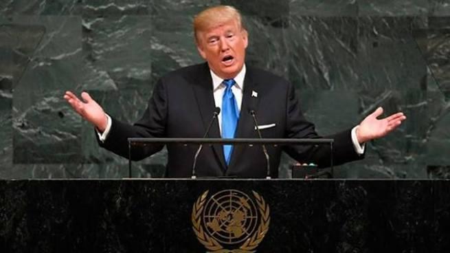 Trump amenazó con destruir totalmente a Corea del Norte si continúan las amenazas