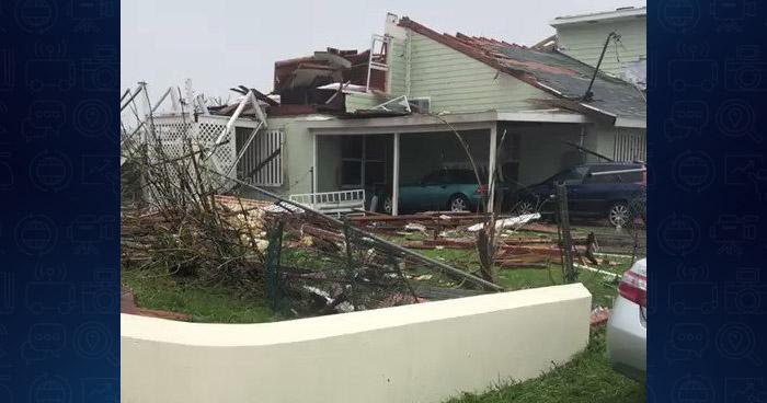 Un muerto y 21 mil viviendas afectadas por paso del huracán Dorian en Bahamas