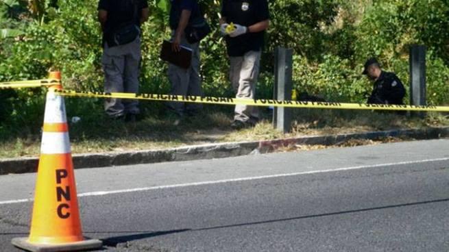 Seis escenas de muerte violenta han sido registradas en las últimas horas