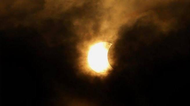 Eclipse solar podrá verse desde El Salvador el próximo lunes