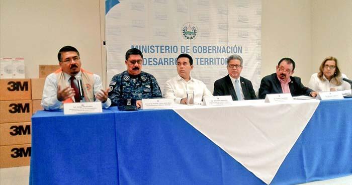 El Salvador envía una misión de asistencia humanitaria a Guatemala