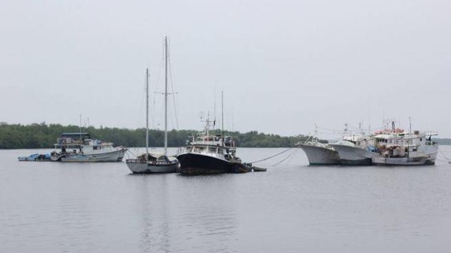Lina Pohl solicita a FGR investigue 10 embarcaciones por pescar en zona restringida