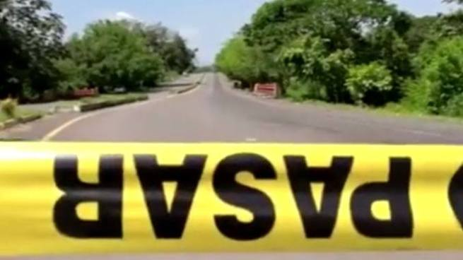 Encuentran cadáver desmembrado sobre el by pass de Usulután