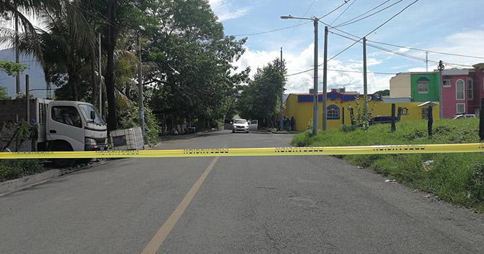 Intervención policial deja un delincuente lesionado y otro más capturado en San Miguel