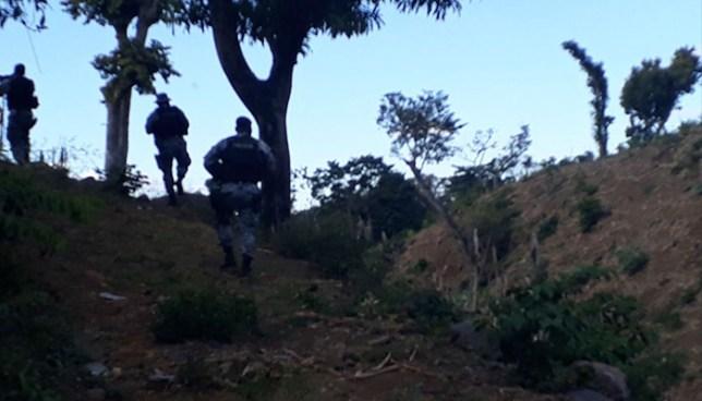 PNC captura a pandillero que fue vapuleado minutos antes por sus propios compañeros