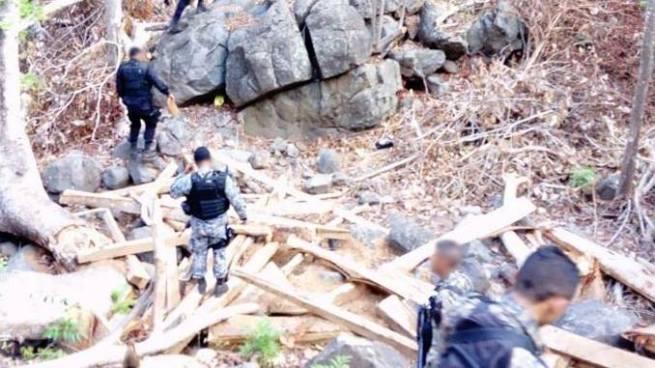 Enfrentamiento en Tonacatepeque deja un pandillero muerto y un arma decomisada