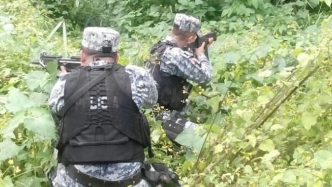 """Policías seguían rastro de sangre pero son alertados del ingreso del """"Wissar"""" al hospital de Nueva Guadalupe"""