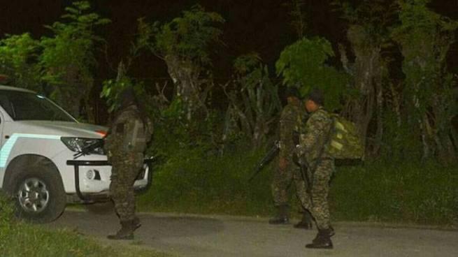 Muere pandillero tras enfrentamiento con agentes de la PNC en Alegría, Usulután