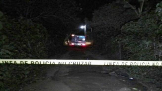 Asesinan a balazos a dos hombres y una mujer en El Congo, Santa Ana