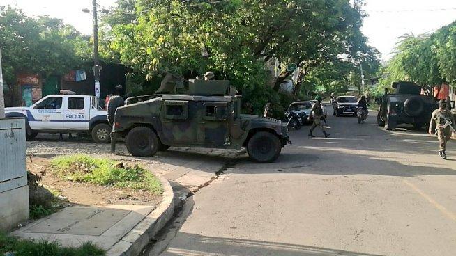 Fuerza Armada rescata a soldados que fueron secuestrados por pandilleros en Usulután