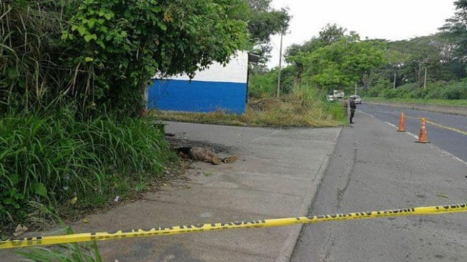 Encuentran cadáver de hombre en Quezaltepeque, La Libertad