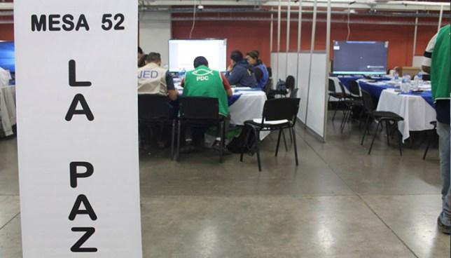 TSE abrirá las urnas para conocer al candidato ganador para la alcaldía de Zacatecoluca