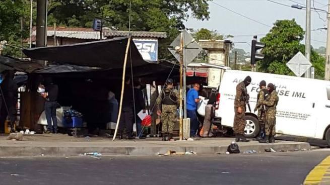 Condenan a pandillero por el asesinato de soldados en una estación del SITRAMSS
