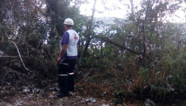 Buscan a estudiante universitario que se ahogó en el lago de Coatepeque, Santa Ana