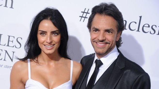 Eugenio Derbez revela por accidente el sexo del bebé que espera su hija Aislinn Derbez