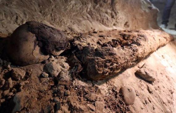 Egipto: Encuentran 17 momias que podrían pertenecer al periodo Greco-romano