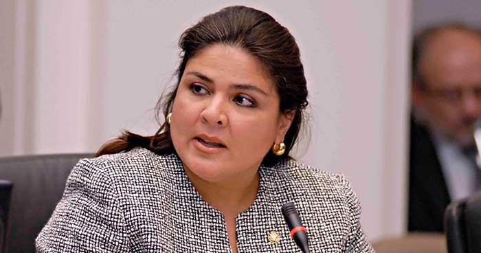 Excanciller Marisol Argueta rechaza ser compañera de formula de Carlos Calleja
