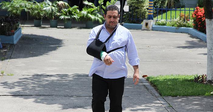 Hospitalizan a Jorge Hernández por complicaciones de salud