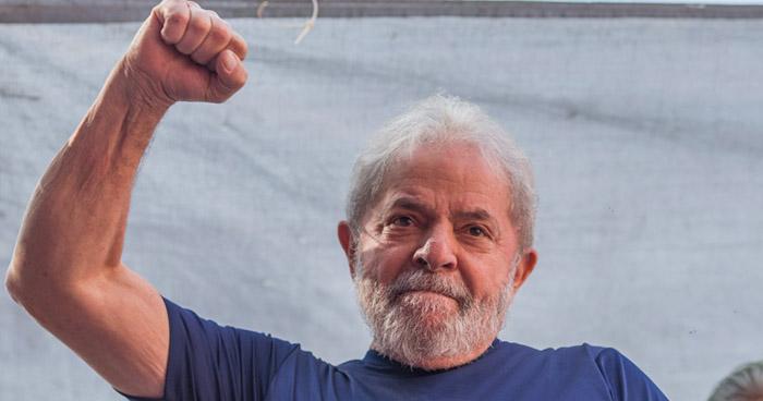 Expresidente Lula da Silva comentará los partidos del mundial desde la cárcel