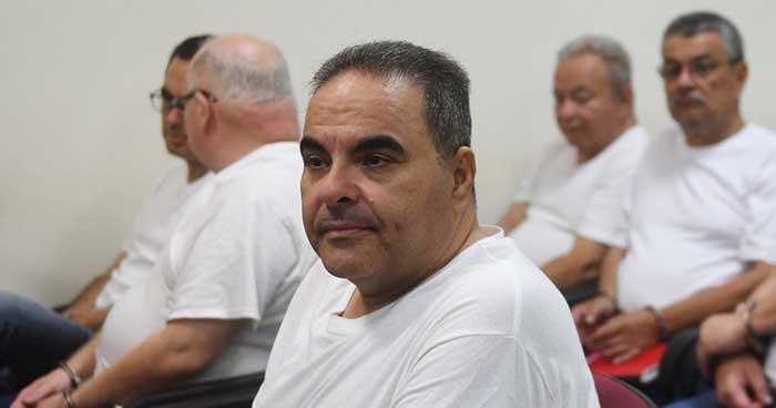 Rechazan separar a jueza en el caso del expresidente Saca