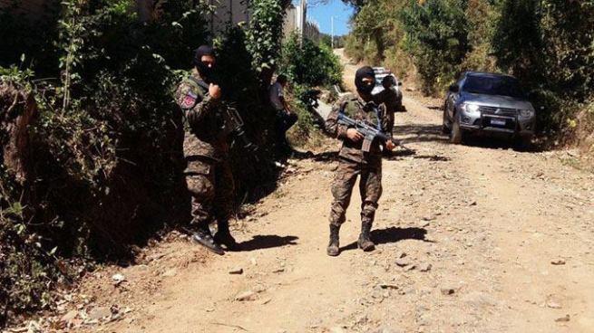 Presuntos miembros de pandilleros asesinaron a exsoldado en Sonsonate