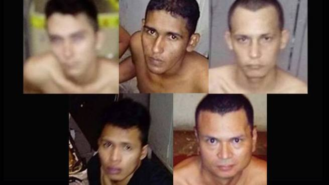 FES captura a pandilleros que planeaban atentar contra policías en La Hachadura
