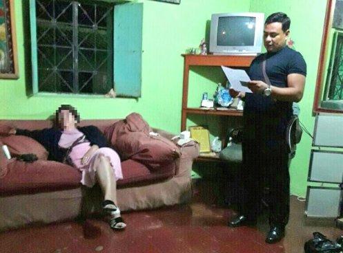 Capturan a mujer relacionada con el trafico ilegal de personas