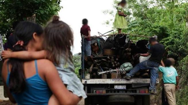Sala ordena dar protección a familia desplazada por pandilleros