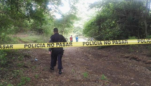 Encuentran envuelto en sábanas el cadáver de una mujer en Conchagua