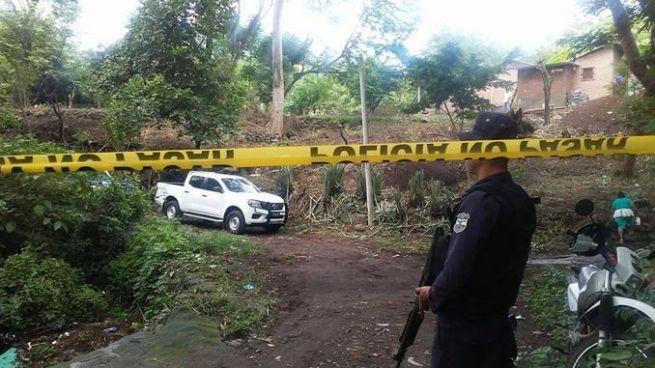 Grupo armado mata a tiros a una mujer en San Miguel