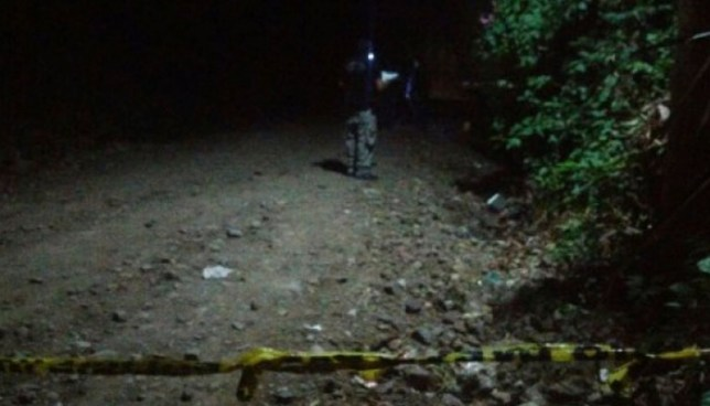 Asesinan a machetazos a una mujer en San Jualián, Sonsonate