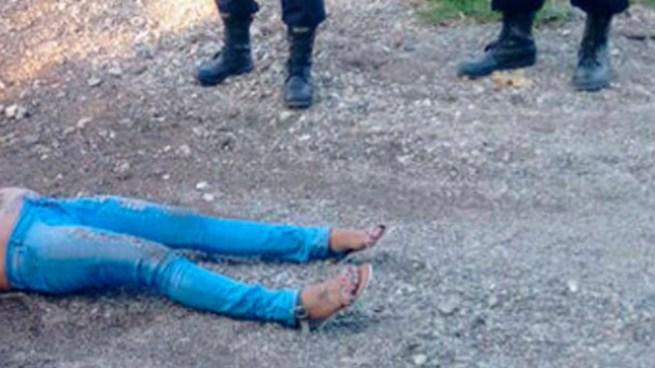 Delincuentes asesinan a balazos a una mujer en El Cahulote, Sonsonate