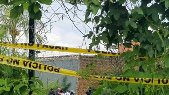 Encuentran cadáver estrangulado de una mujer en un predio baldío en San Miguel