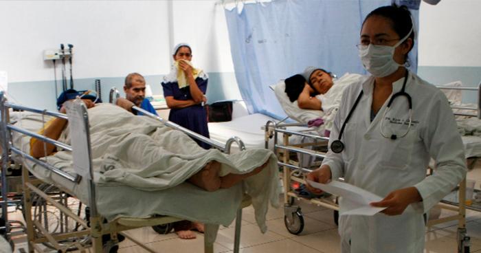 Autoridades de salud confirman más de 500 casos de fiebre tifoidea en El Salvador