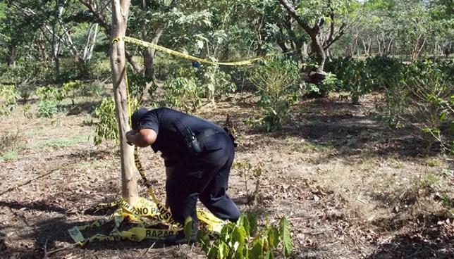 Hallan en finca de San Sebastián Salitrillo el cadáver de anciano reportado como desparecido