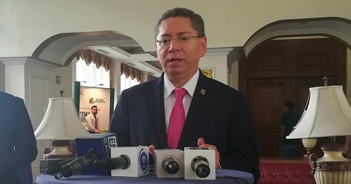 Fiscal General se reunirá con el presidente Sánchez Cerén para explicar suspensión del grupo Egmont
