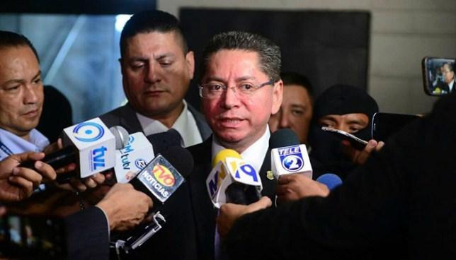 Fiscal revela que pandilleros extorsionaban a candidatos a alcalde a cambio de ayudarlos con sus campañas