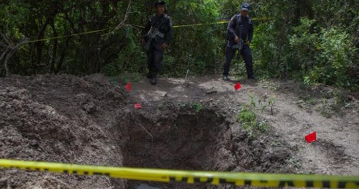 Ubican fosa clandestina con 7 cuerpos de personas desaparecidas