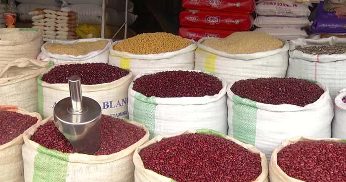 Desabastecimiento de granos básicos en el país se reflejará hasta octubre