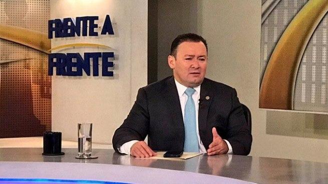 """Guillermo Gallegos: """"Nicolás Maduro no sería bienvenido a nuestro país"""""""