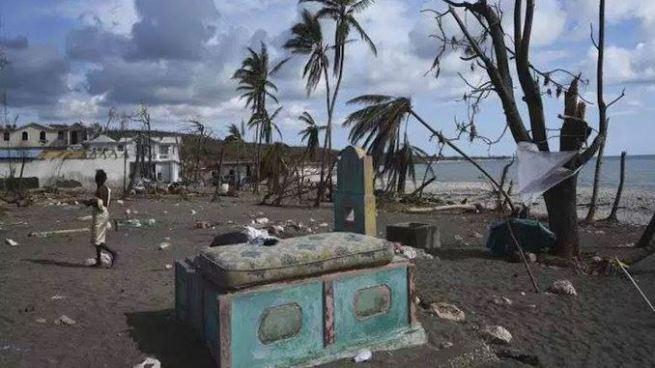 Haití emite alerta roja ante amenaza del huracán Irma